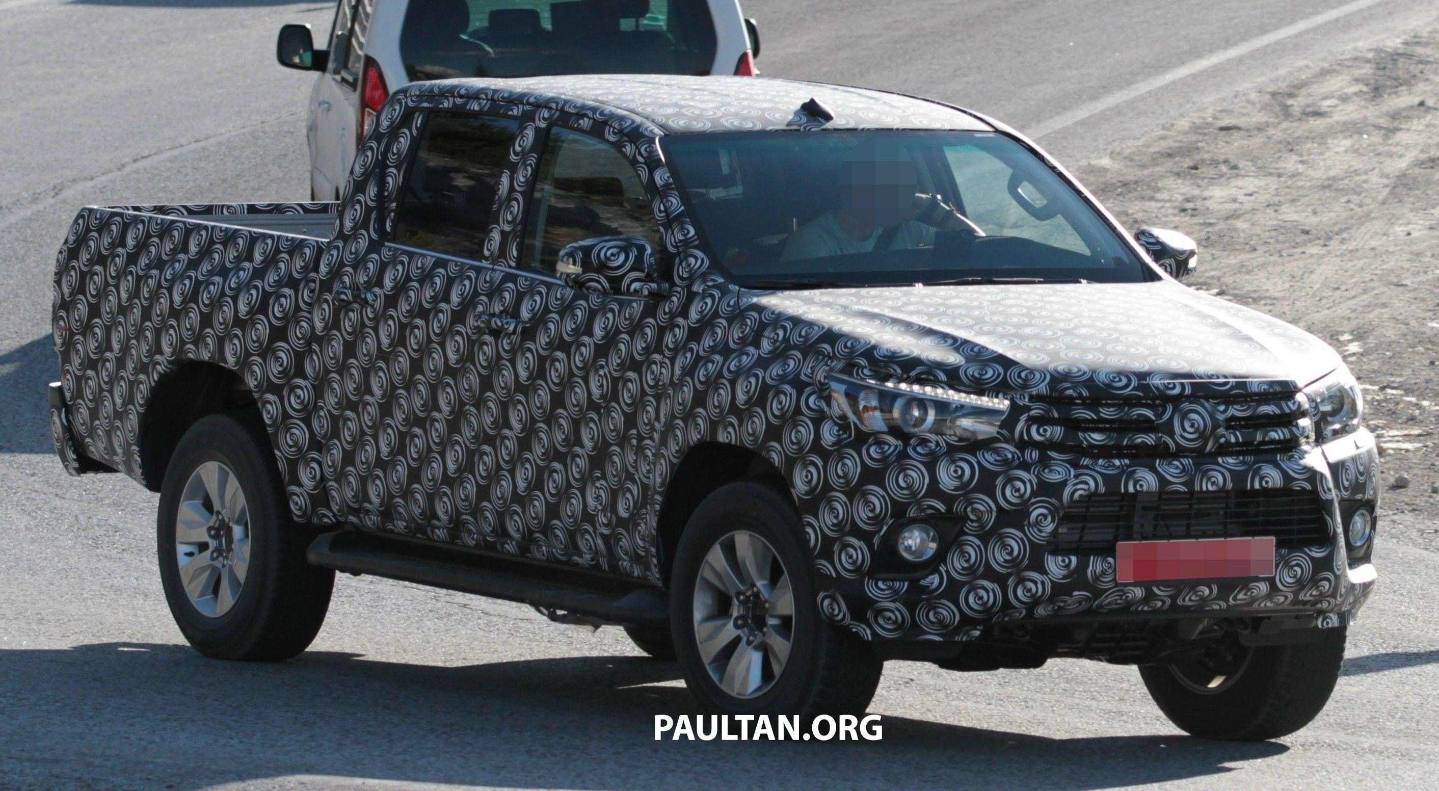 41 All New 2019 Toyota Hilux Spy Shots Pricing