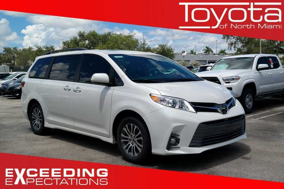 41 All New 2019 Toyota Sienna New Model And Performance