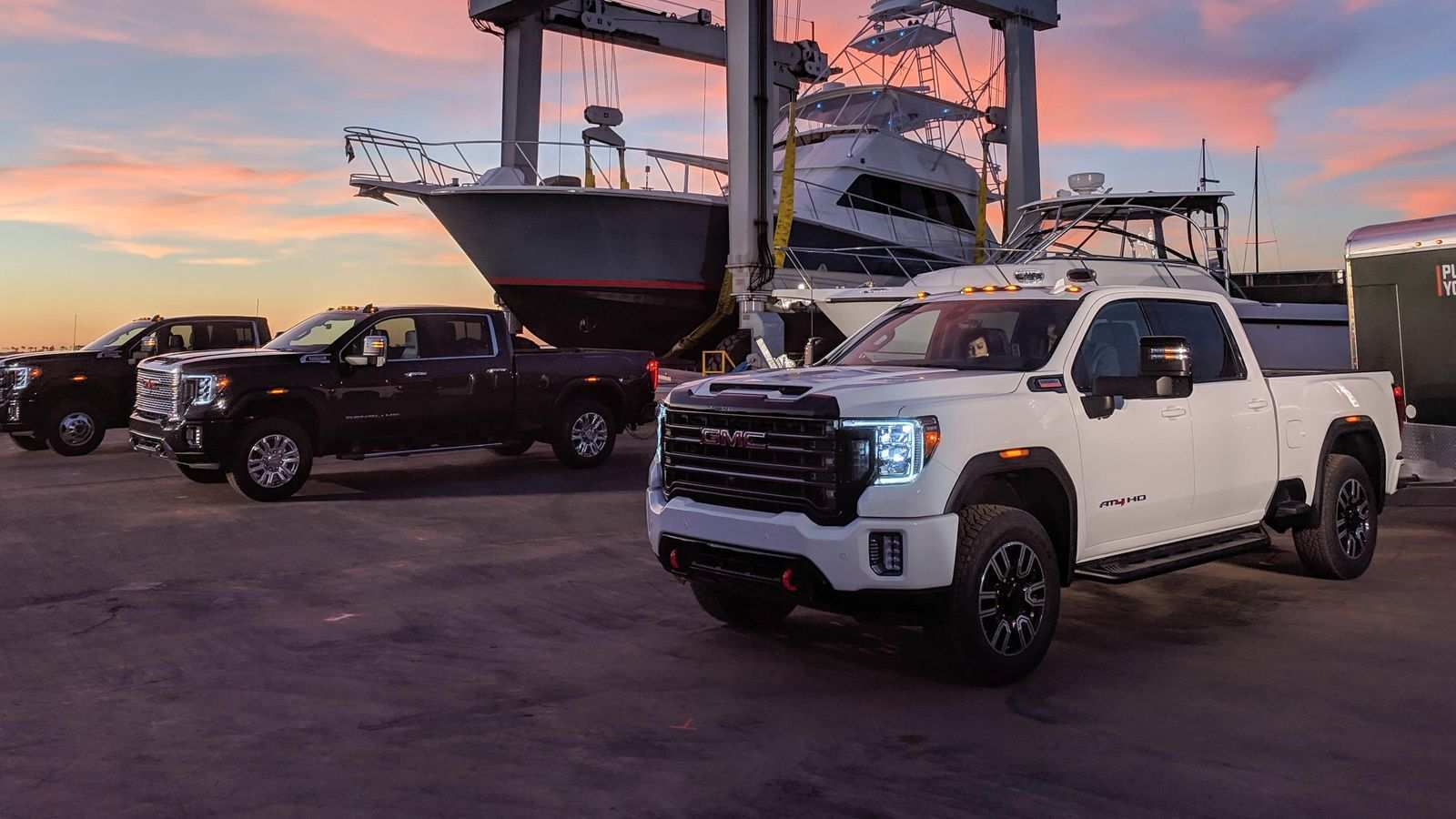 41 All New 2019 Vs 2020 GMC Sierra Hd Research New