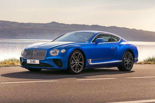 41 All New 2020 Bentley Continental GT Review And Release Date