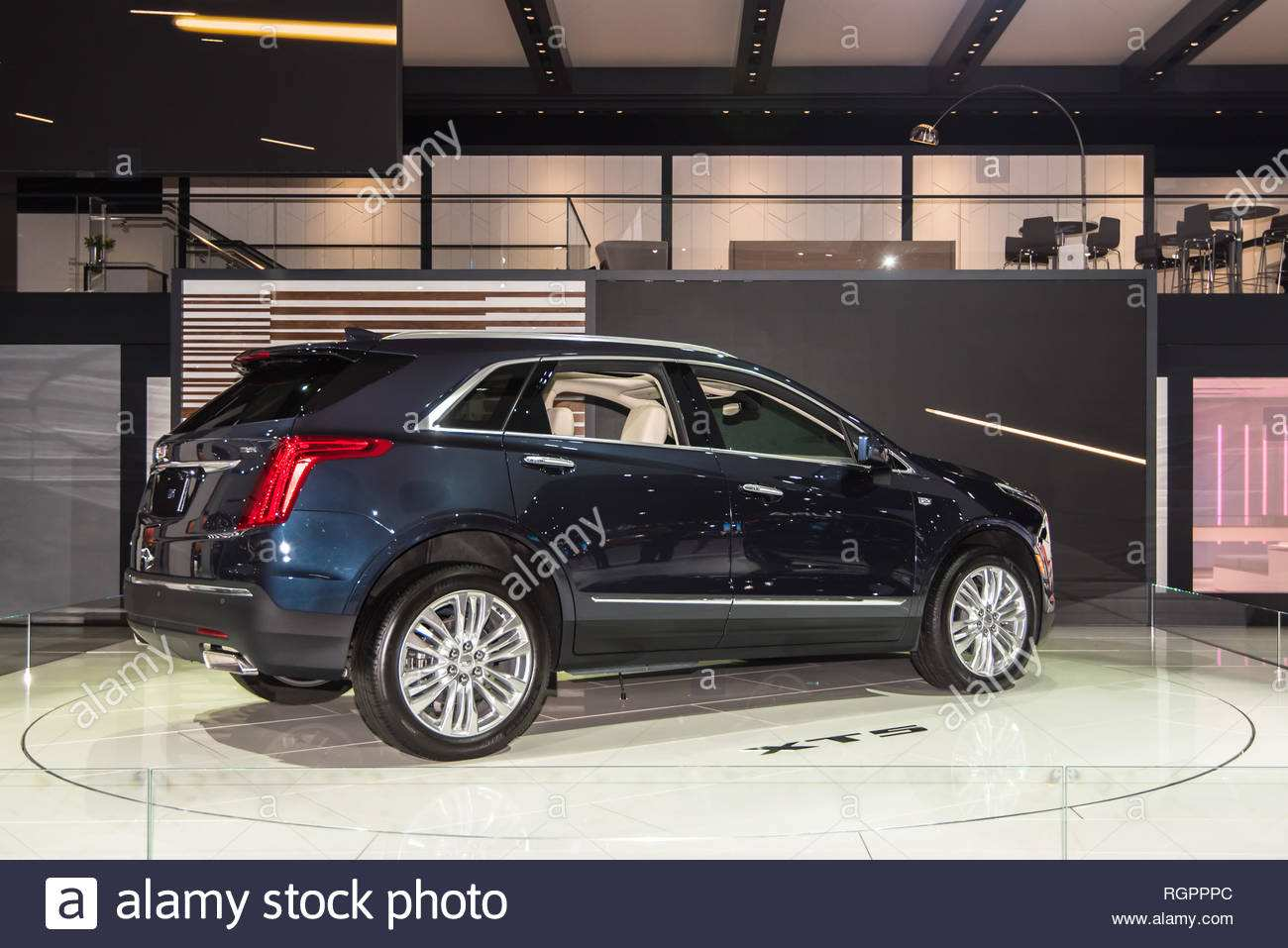 41 All New 2020 Cadillac XT5 Engine