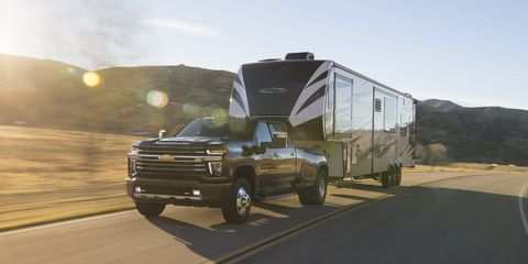 41 All New 2020 Chevy Silverado 1500 2500 Performance
