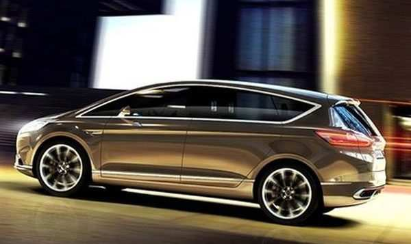 41 All New 2020 Ford S Max Spy Shoot