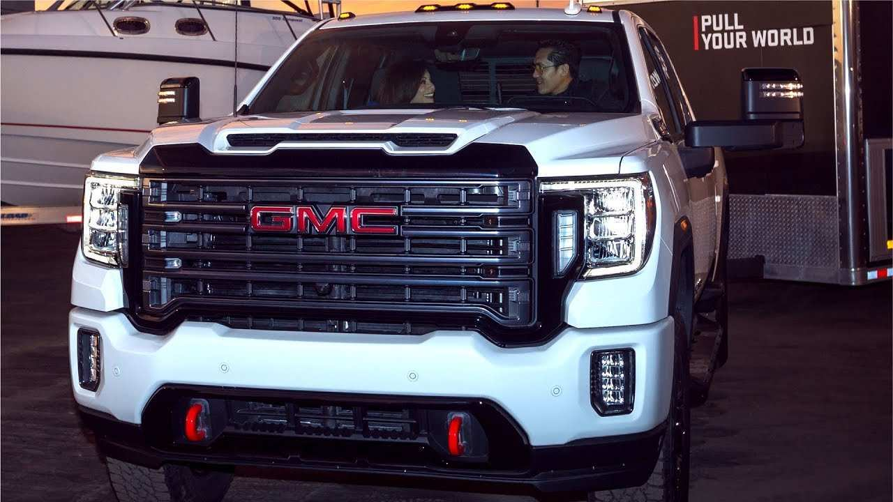 41 All New 2020 GMC Sierra Hd At4 Price And Release Date