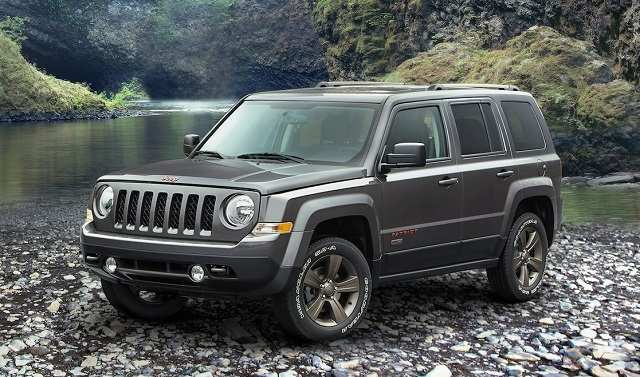 41 All New 2020 Jeep Patriot Exterior And Interior