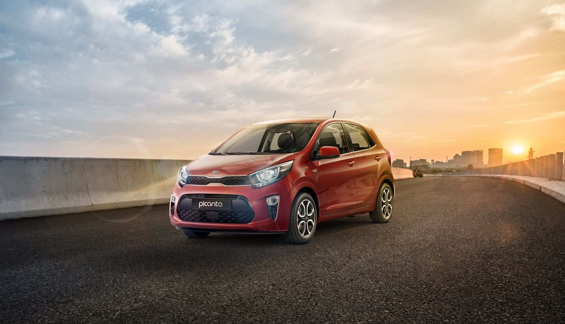 41 All New 2020 Kia Picanto Egypt Exterior