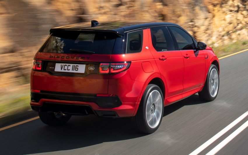 41 All New 2020 Land Rover Discovery History