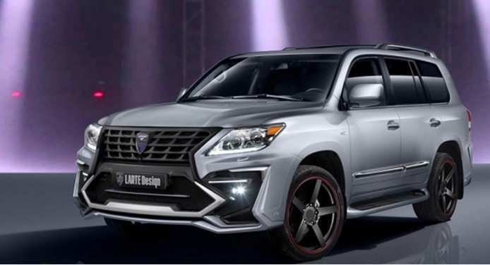 41 All New 2020 Lexus Gx Concept