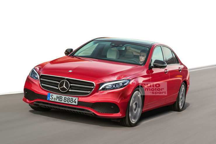 41 All New 2020 Mercedes C Class Exterior And Interior