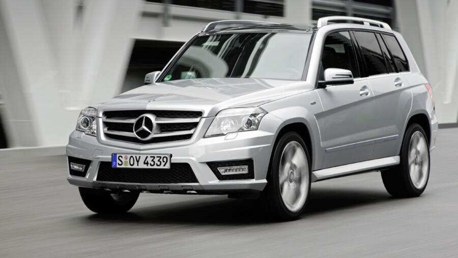 41 All New 2020 Mercedes GLK Performance And New Engine