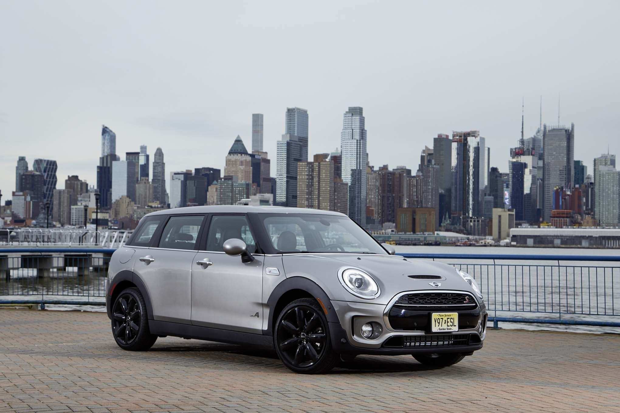 41 All New 2020 Mini Clubman Wallpaper