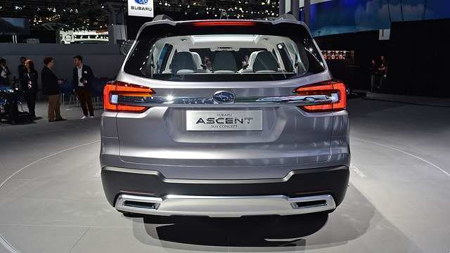 41 All New 2020 Subaru Ascent Release Date Research New