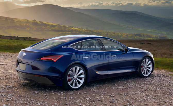 41 All New 2020 Tesla Model S Exterior And Interior