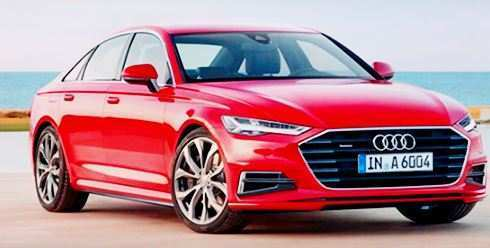 41 All New 2020 The Audi A6 Photos