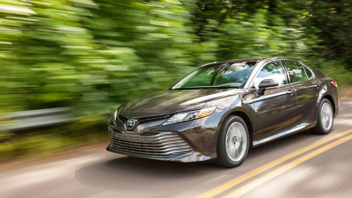 41 All New 2020 Toyota Camry Se Hybrid Exterior And Interior