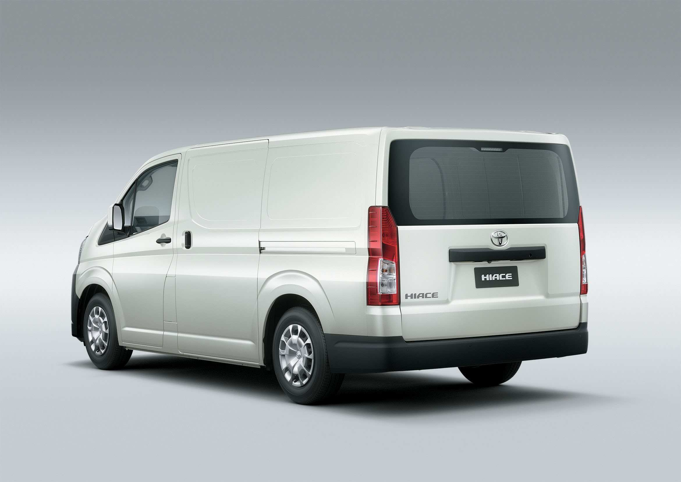 41 All New 2020 Toyota Hiace Pictures