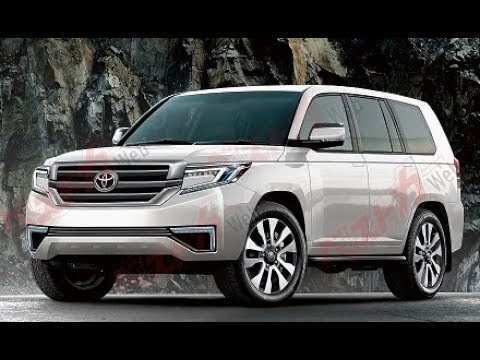 41 All New 2020 Toyota Land Cruiser Engine