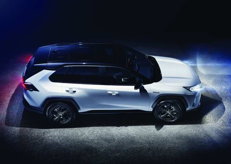 41 All New 2020 Toyota Rav4 Hybrid Performance And New Engine