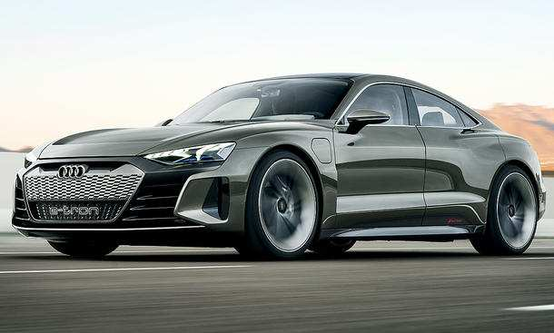41 All New Audi E Tron Gt Price 2020 New Concept
