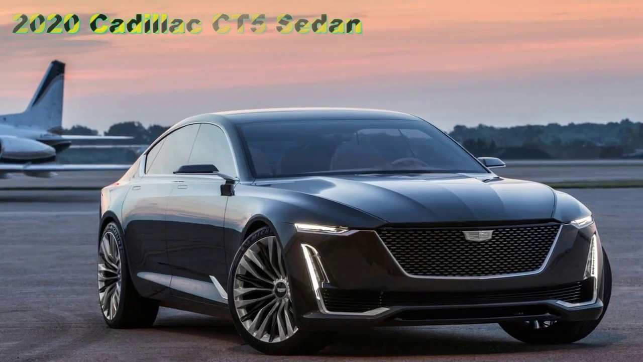 41 All New Cadillac For 2020 Release Date And Concept