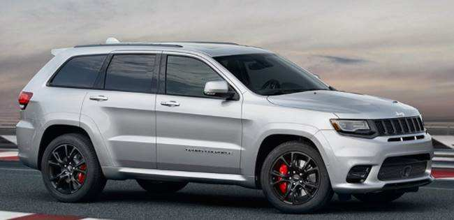41 All New Jeep Grand Cherokee Srt 2020 Exterior And Interior