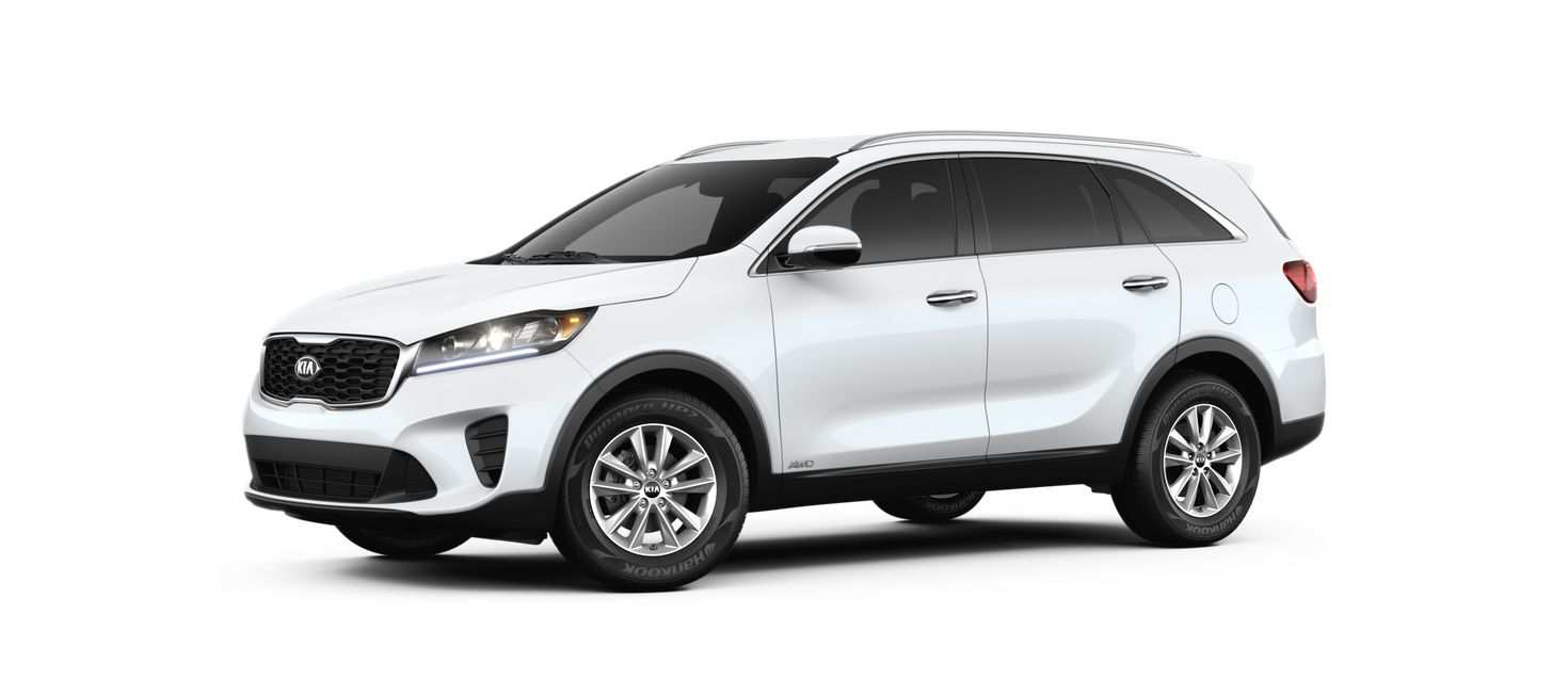 41 All New Kia Sorento 2019 White Pricing
