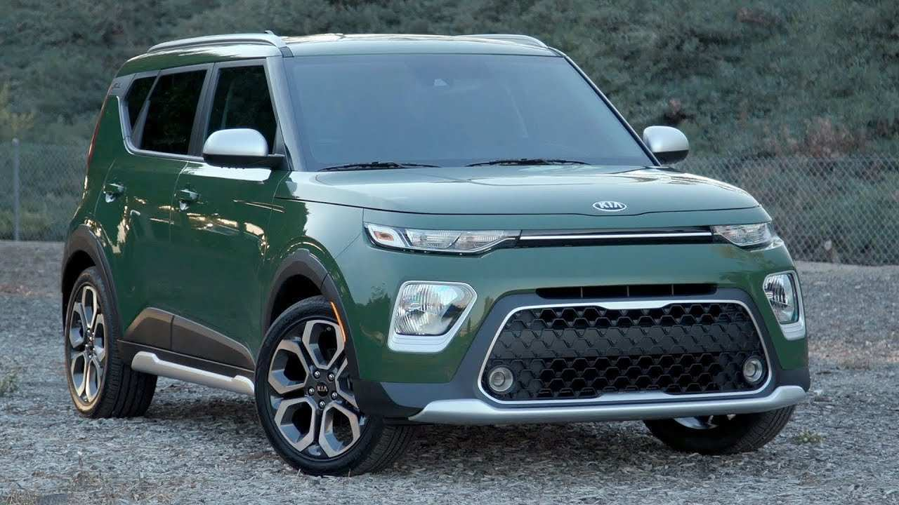 41 All New Kia X Line 2020 Concept And Review