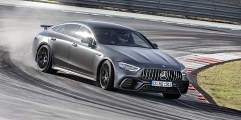 41 All New Mercedes 2019 Amg Gt4 Spy Shoot