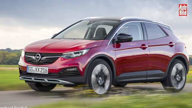 41 All New Nuovo Suv Opel 2020 Pricing