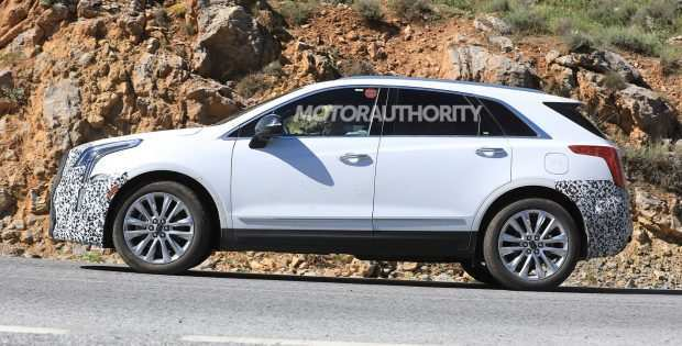 41 All New Spy Shots Cadillac Xt5 Picture