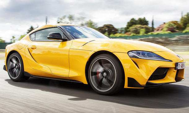 41 All New Supra Toyota 2019 Images