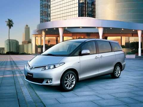 41 All New Toyota Estima 2019 Review