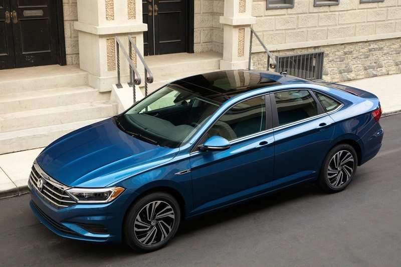 41 All New Volkswagen Jetta 2020 India Prices