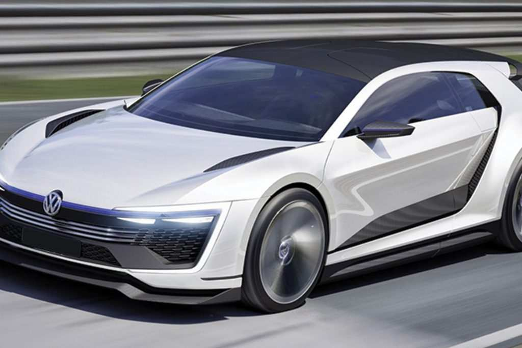 41 All New Volkswagen Scirocco 2020 Review