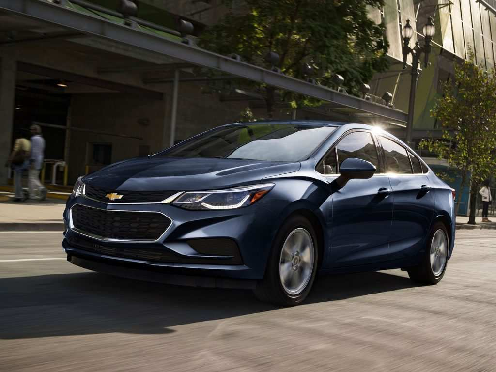 41 All New Will There Be A 2020 Chevrolet Cruze Specs