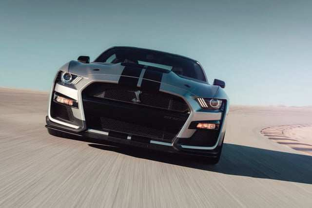 41 Best 2019 Ford GT500 New Model And Performance