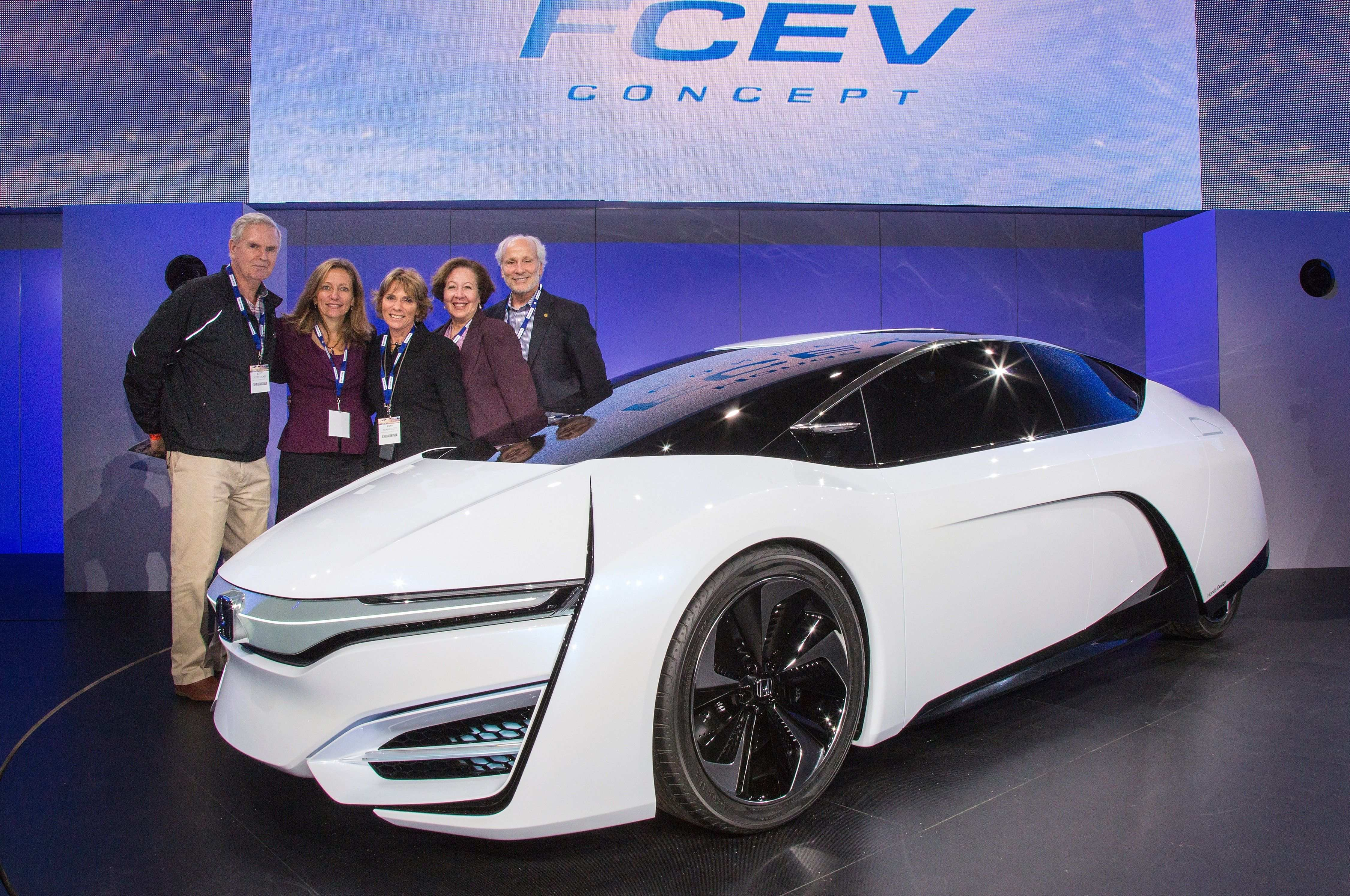 41 Best 2019 Honda Fcev Performance And New Engine