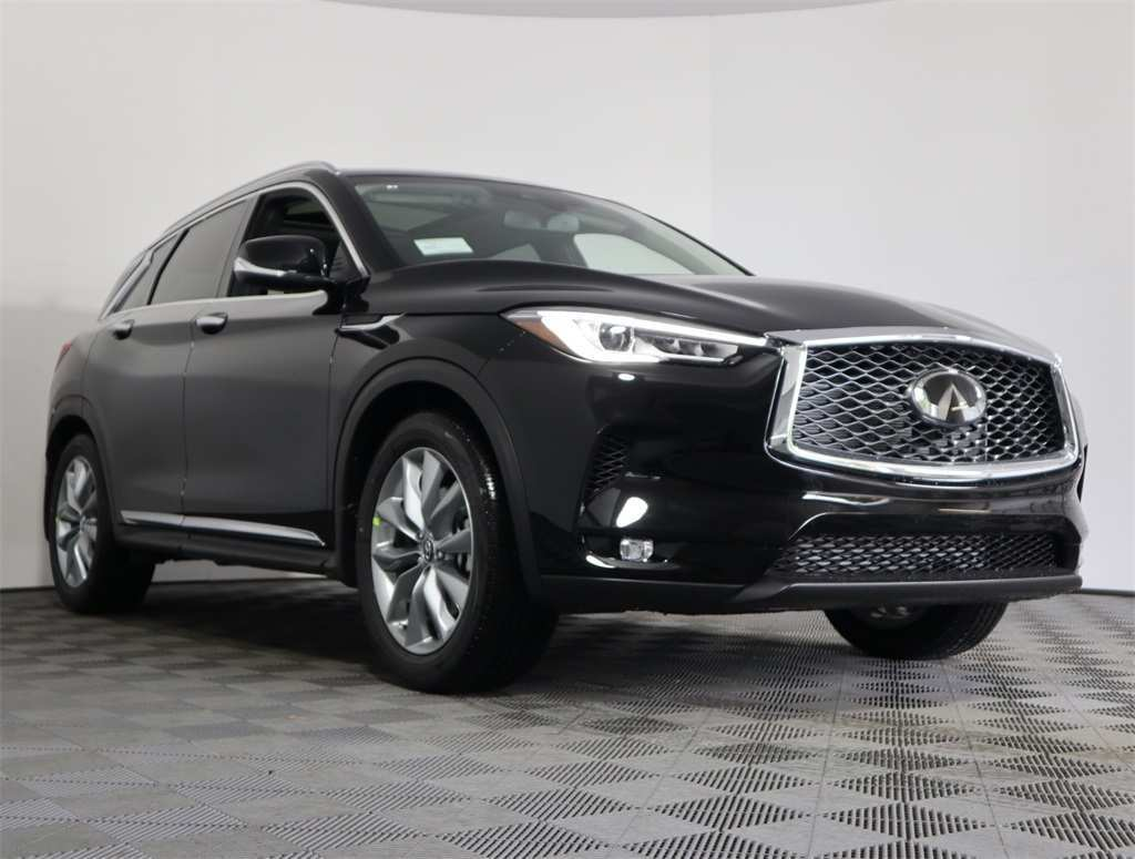 41 Best 2019 Infiniti Qx50 Black Picture