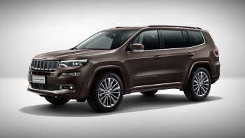 41 Best 2019 The Jeep Grand Wagoneer Exterior And Interior
