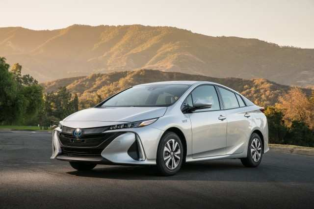 41 Best 2019 Toyota PriusPictures Review And Release Date