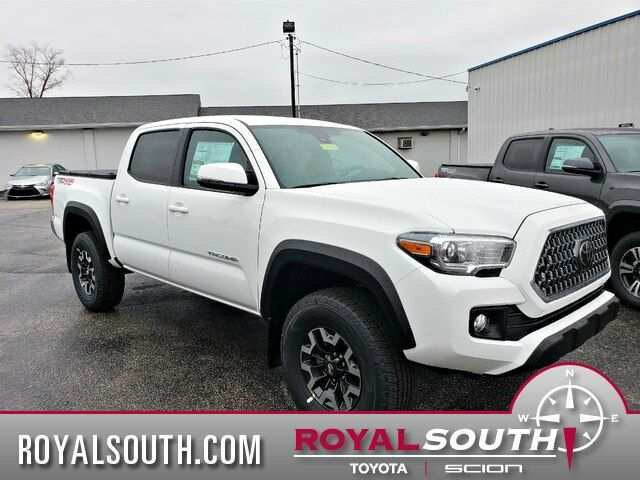 41 Best 2019 Toyota Tacoma Redesign And Review