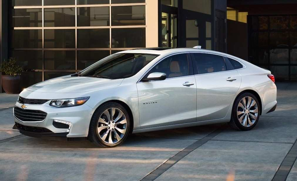 41 Best 2020 Chevy Malibu Spesification