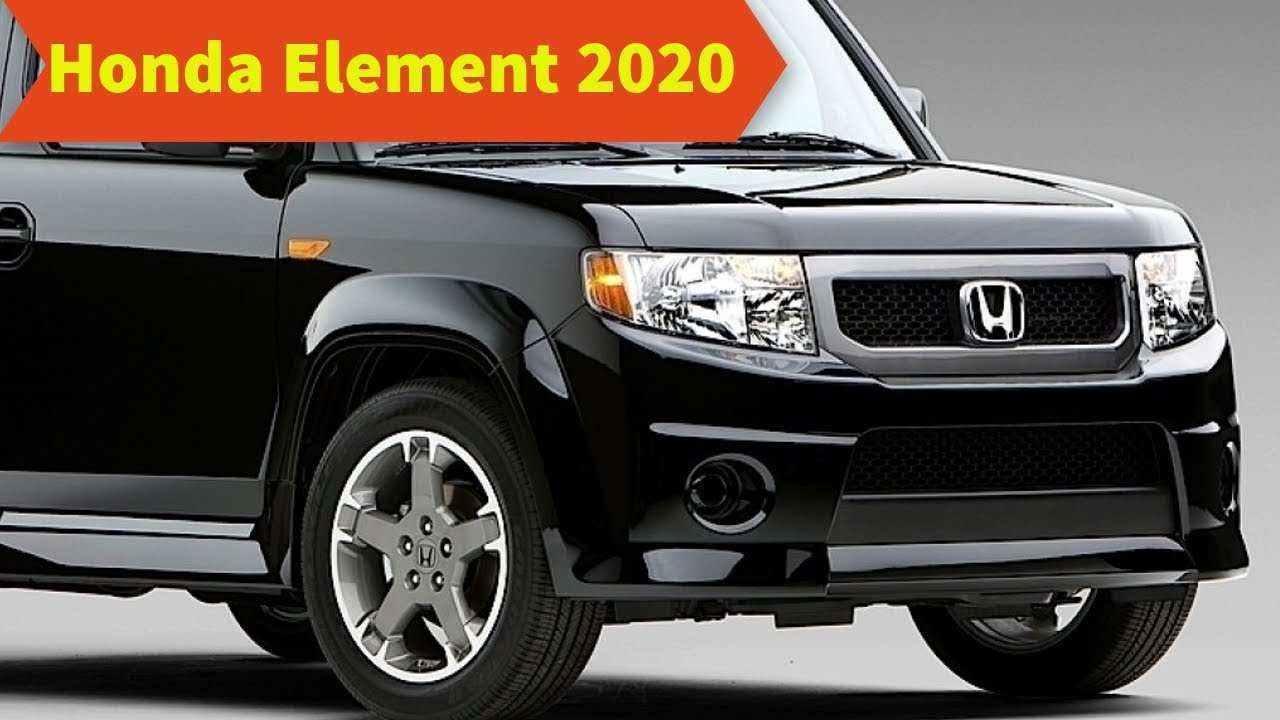 41 Best 2020 Honda Element Speed Test