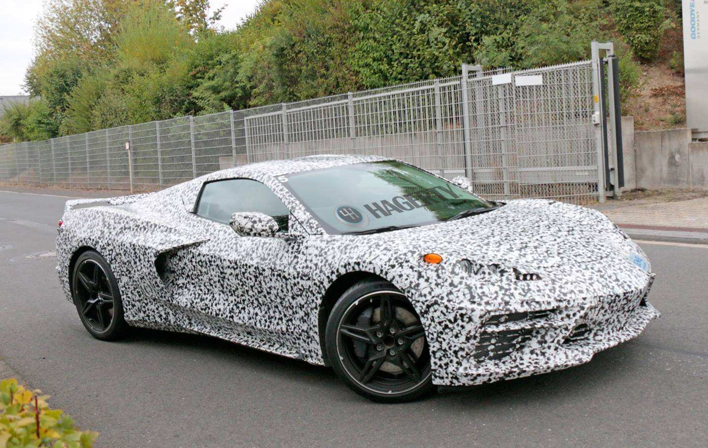 41 Best Chevrolet Corvette C8 2020 Redesign And Review