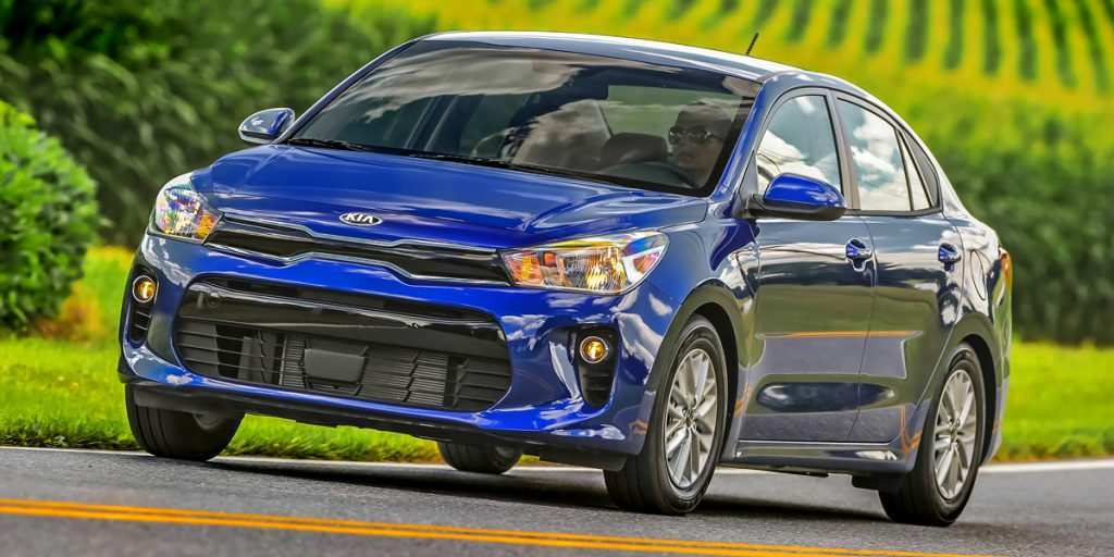 41 Best Kia Rio 2019 Review Performance