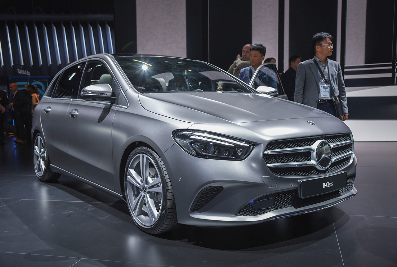 41 Best Mercedes 2019 B Class Rumors