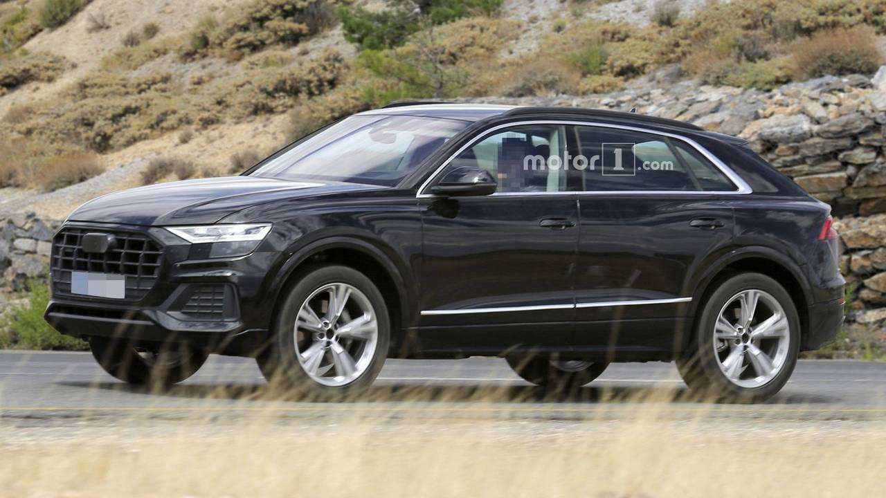 41 New 2019 Audi Q8 Redesign And Review