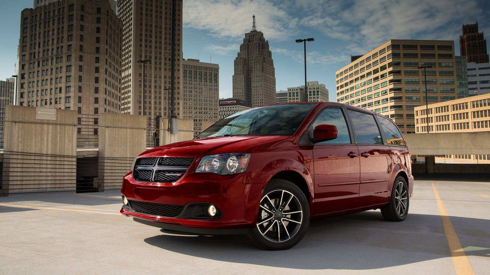 41 New 2019 Dodge Grand Caravan Redesign And Concept