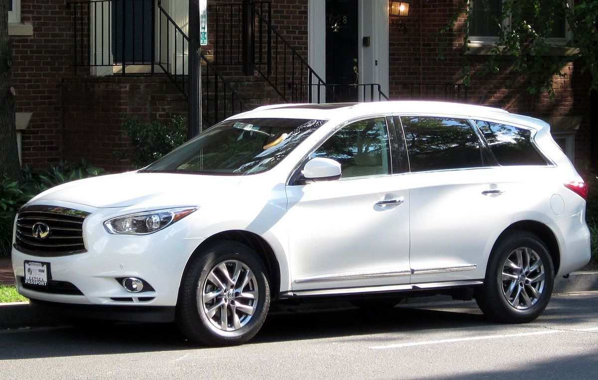 41 New 2019 Infiniti QX60 Hybrid Overview