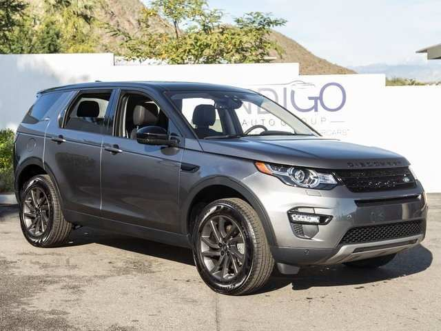 41 New 2019 Land Rover Discovery Sport New Model And Performance